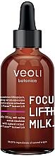 Düfte, Parfümerie und Kosmetik Anti-Aging-Serum-Emulsion für das Gesicht - Veoli Botanica Focus Lifting Milk