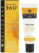 Düfte, Parfümerie und Kosmetik Feuchtigkeitsspendende Fluid-Creme für das Gesicht SPF 50+ - Cantabria Labs Heliocare 360º Fluid Cream SPF 50+ Sunscreen