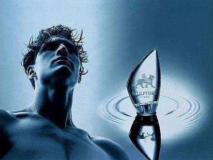 Nikos Sculpture Homme - Eau de Toilette — Bild N2