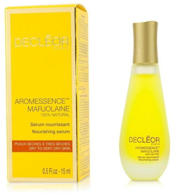 Pflegendes Gesichtsserum für trockene Haut - Decleor Aromessence Marjolaine Nourishing Serum — Bild N1