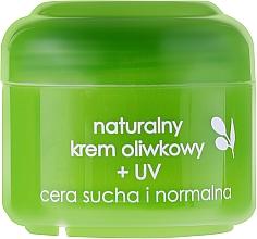 Düfte, Parfümerie und Kosmetik Natürliche Gesichtscreme mit Olivenöl und UV-Filter - Ziaja Face Cream