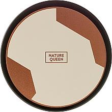 Düfte, Parfümerie und Kosmetik Gesichtsmaske mit weißem Ton - Nature Queen White Clay