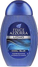 Düfte, Parfümerie und Kosmetik 2in1 Shampoo und Duschgel Cool Blue - Paglieri Felce Azzurra Shampoo And Shower Gel For Man