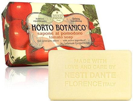 Naturseife Tomato - Nesti Dante Soothing & Balancing Soap Horto Botanico Collection — Bild N1