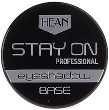 Düfte, Parfümerie und Kosmetik Lidschattenbase - Hean Stay-On Professional Eyeshadow Base