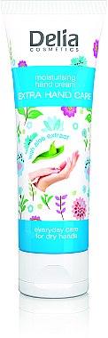 Feuchtigkeitsspendende Handcreme mit Aloe Vera - Delia Extra Hand Care — Bild N1