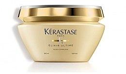 Düfte, Parfümerie und Kosmetik Elixier Ultime Maske aus Öl sublimiert - Kerastase Elixir Ultime Cataplasme Masque