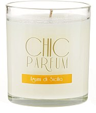 Düfte, Parfümerie und Kosmetik Duftkerze Agrumi di Sicilia - Chic Parfum Agrumi Di Sicilia Candle