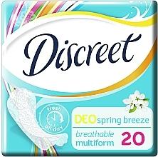 Düfte, Parfümerie und Kosmetik Slipeinlagen Deo Spring Breeze 20 St. - Discreet