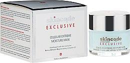 Zelluläre feuchtigkeitsspendende Gesichtsmaske - Skincode Exclusive Cellular Extreme Moisture Mask — Bild N1