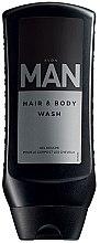 Düfte, Parfümerie und Kosmetik Avon Man - Haar und Körper Duschgel