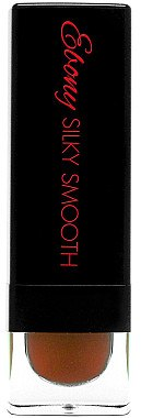 Lippenstift - W7 Ebony Silky Smooth Lipstick — Bild N1