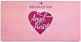 Düfte, Parfümerie und Kosmetik Lidschattenpalette - I Heart Revolution Angel Heart