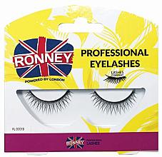 Düfte, Parfümerie und Kosmetik Künstliche Wimpern - Ronney Professional Eyelashes RL00019