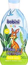 Düfte, Parfümerie und Kosmetik 3in1 Shampoo, Duschgel und Schaumbad für Kinder mit Prebiotikum und Haferextrakt Super Feuerwehrmann - Bobini