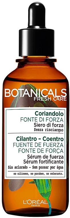 Stärkendes Haarserum mit Koriander - L'oreal Paris Botanicals Coriander Serum — Bild N1