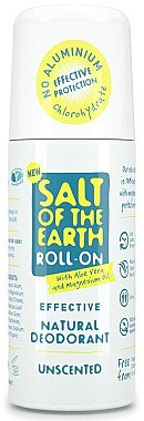 Deo Roll-on - Salt of the Earth Effective Unsented Roll-On Deo — Bild N1