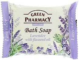 Düfte, Parfümerie und Kosmetik Seife mit Lavendelextrakt und Leinöl - Green Pharmacy Bath Soap
