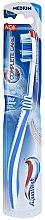 Düfte, Parfümerie und Kosmetik Zahnbürste mittel Complete Care blau-weiß - Aquafresh Complete Care Medium