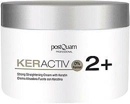Düfte, Parfümerie und Kosmetik Stark glättende Haarcreme mit Keratin - PostQuam Keractiv Strong Straightening Cream With Keratin