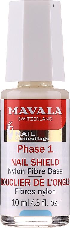 Nagelpflege in zwei Phasen - Mavala Nail Shield (Faserbasis + Schutzschild) — Bild N3