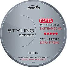 Düfte, Parfümerie und Kosmetik Modellierende Haarpaste Extra starker Halt - Joanna Styling Effect Styling Paste Extra Strong