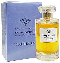 Düfte, Parfümerie und Kosmetik Schuberth Coquillages - Eau de Parfum