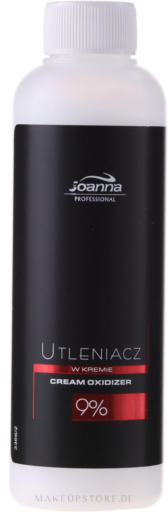 Creme-Oxidationsmittel 9% - Joanna Professional Cream Oxidizer 9% — Bild 130 ml