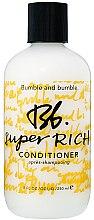 Düfte, Parfümerie und Kosmetik Haarspülung - Bumble and Bumble Super Rich Conditioner
