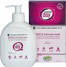 Düfte, Parfümerie und Kosmetik Sanftes Gel für die Intimhygiene mit Milchsäure und Kräuterextrakten - Gentle Day