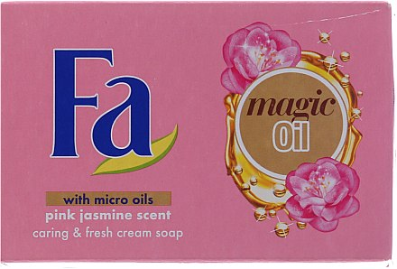 Cremeseife - Fa Magic Oil Pink Jasmine Cream Soap — Bild N1