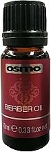 Düfte, Parfümerie und Kosmetik Haarpflege mit Avocado-, Kokos- und Arganöl - Osmo Berber Oil (Mini)