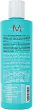 Glättendes, beruhigendes und farbschützendes Shampoo mit Arganöl - MoroccanOil Smoothing Shampoo — Bild N2