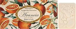 Düfte, Parfümerie und Kosmetik Naturseifen Geschenkset 3 St. - Saponificio Artigianale Fiorentino Orange (3x125g)