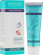 Flüssiger Fuß-Talkum - Revuele Professional Care Liquid Foot Talc — Bild N1