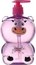 Düfte, Parfümerie und Kosmetik Bade- und Duschgel mit Kaugummiduft für Kinder - Chlapu Chlap Bath & Shower Gel