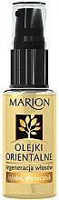 Düfte, Parfümerie und Kosmetik Regenerierendes Haaröl - Marion Regeneration Oriental Oil