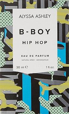 Alyssa Ashley B-Boy Hip Hop - Eau de Parfum — Bild N5
