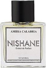 Düfte, Parfümerie und Kosmetik Nishane Ambra Calabria - Parfüm