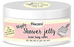 Düfte, Parfümerie und Kosmetik Gellee zum Körperwaschen Honigwaffeln - Nacomi Shower Jelly Sweet Honey Wafers