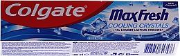 Zahnpasta Max Fresh - Colgate Max Fresh Cooling Crystals — Bild N2