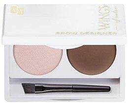 Düfte, Parfümerie und Kosmetik Augenbrauen-Make-up - AA Cosmetics Wings Of Color Brow Designer