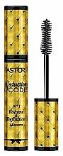 Düfte, Parfümerie und Kosmetik Mascara für definierte und voluminöse Wimpern - Astor Seduction Codes N°01 Volume & Definition Mascara