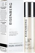 Düfte, Parfümerie und Kosmetik Aufhellender Gesichts-Concealer gegen dunkle Flecken - Jose Eisenberg Pure White Whitening Corrector