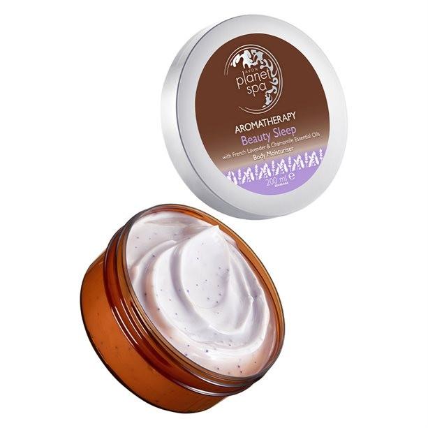 Körperlotion mit Lavendel und Kamille - Avon Planet Spa Aromatherapy Beauty Sleep — Bild N1