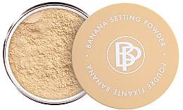 Düfte, Parfümerie und Kosmetik Loser Mineralpuder mit Matt-Finish - Bellapierre Cosmetics Banana Setting Powder