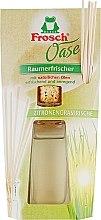 Düfte, Parfümerie und Kosmetik Raumerfrischer Lemon Grass - Frosch Oase Lemon Grass Room Fragrances