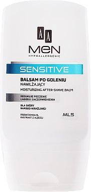 After Shave Balsam - AA Men Sensitive Moisturizing After-Shave Balm — Bild N2