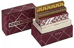 Düfte, Parfümerie und Kosmetik Make-up Set - Zoeva Plaisir Box Voyager