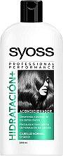 Düfte, Parfümerie und Kosmetik Haarspülung für normales und trockenes Haar - Syoss Hidratacion + Conditioner